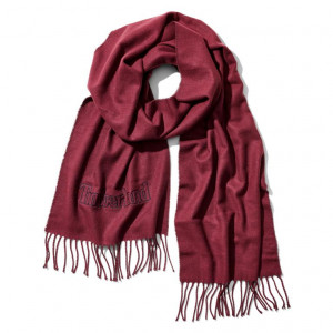 Willowcreek Solid Scarf With Giftbox And Sticker TIMBERLAND